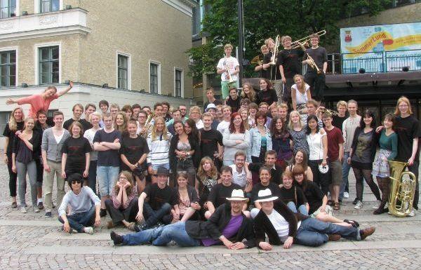 Nordiska Ungdomsorkestern 2019