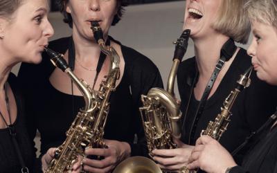 Saxofonfrossa