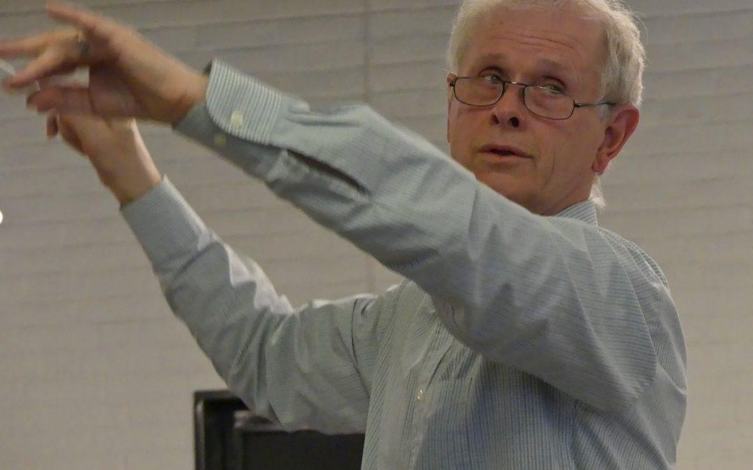 Stråkorkesterkurs med Finn Rosengren, 28-29 oktober 2017