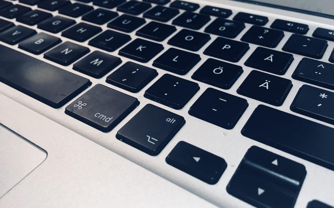 GDPR – så behandlar vi din data