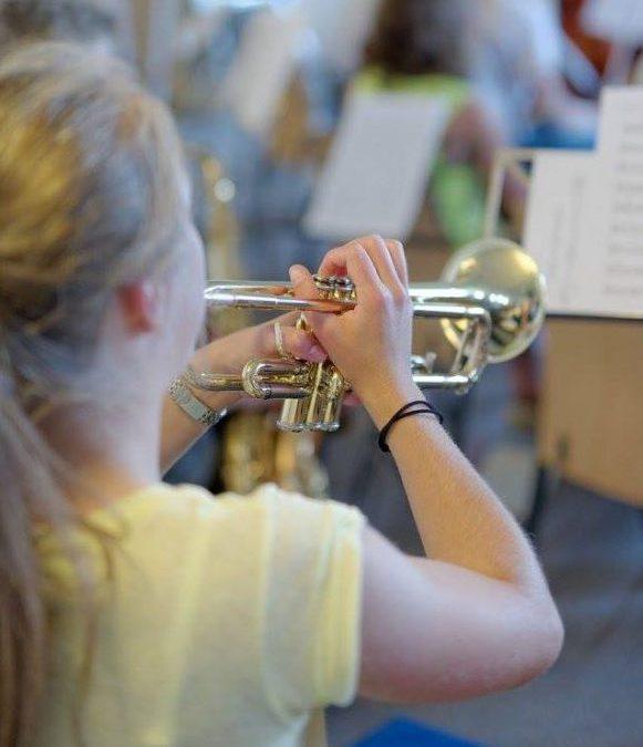 Orkesterkurs för ungdomar 2019 i Nora